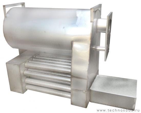 Теплообменник воздушный для окрасочной камеры количество трубок в теплообменниках