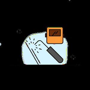 Инструменты и принадлежности для ручной дуговой сварки: базовый набор