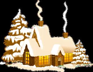 Как арендовать дом для встречи Нового года