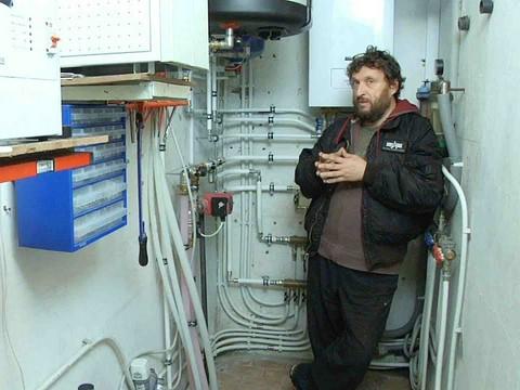Переделка инженерных систем и монтаж модульной котельной