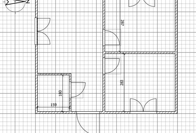 выбор планировки и материалов для строительства дачного домика
