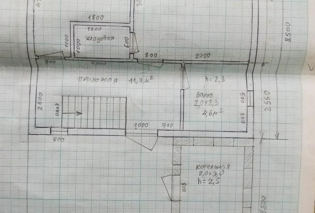 Нужно ли уставливать подпорку при большом пролете потолка?
