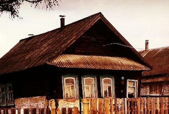Реконструкция деревенского дома. Начало